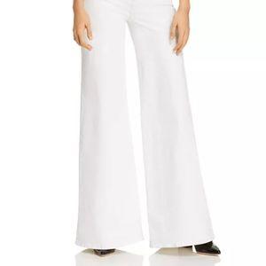 Size 30   FRAME Denim Le Palazzo Wide Leg Jean